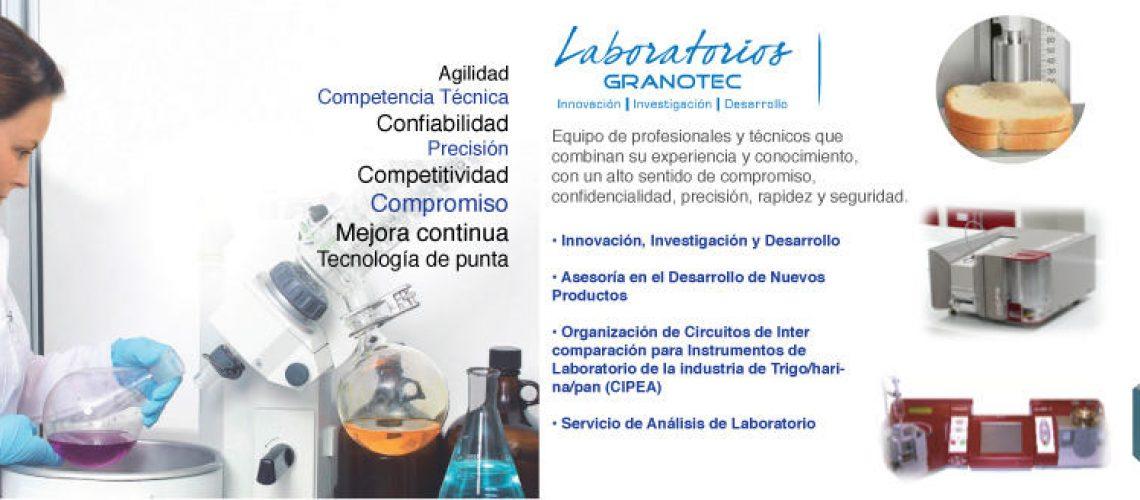 laboratorios granotec